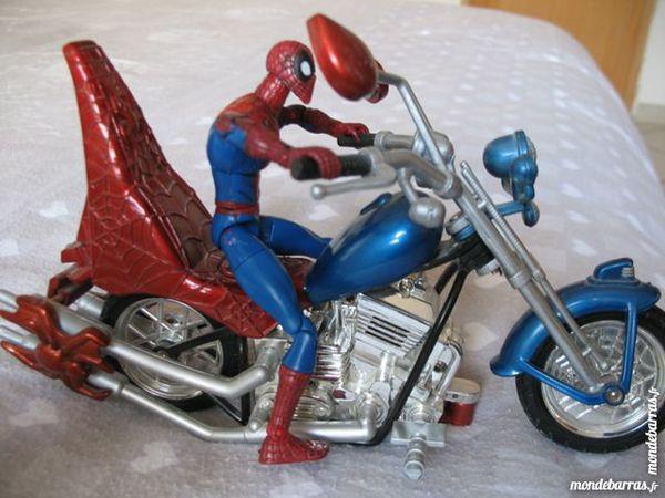 Spiderman occasion annonces achat et vente de spiderman for Garage moto courbevoie