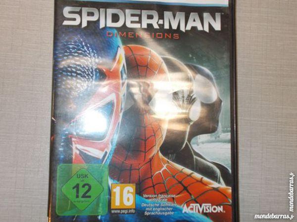 jeu pc spiderman Consoles et jeux vidéos