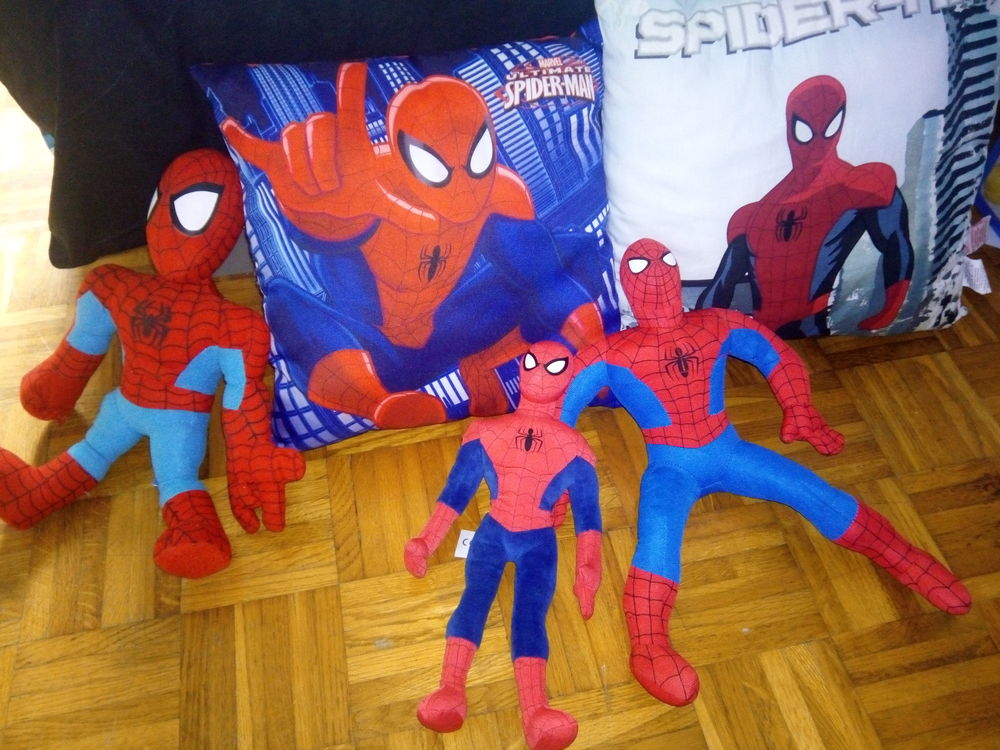 Lot spiderman 3 Vic-le-Comte (63)