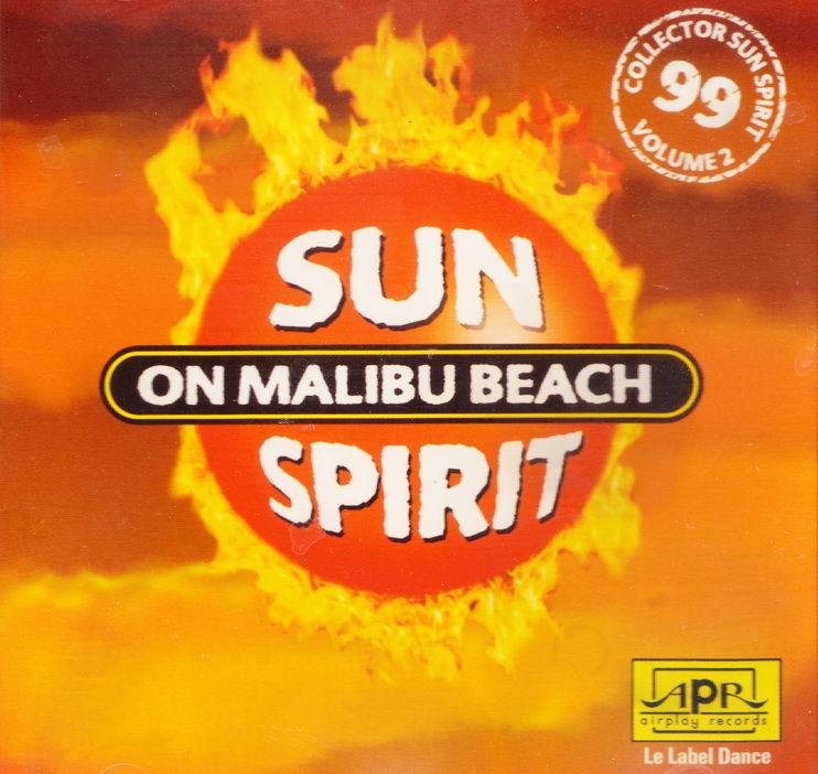 CD Sun Spirit, Collector 99, Volume 2 2 Aubin (12)