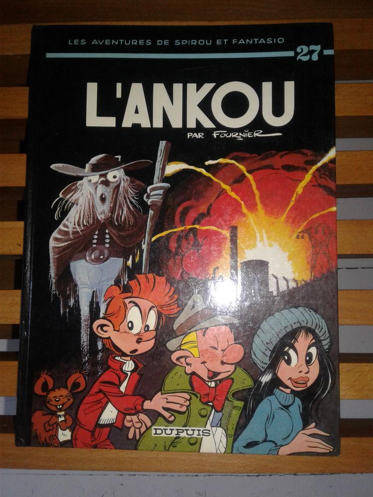 SPIROU - L'Ankou EO 1977 par Fournier 6 Paris 15 (75)