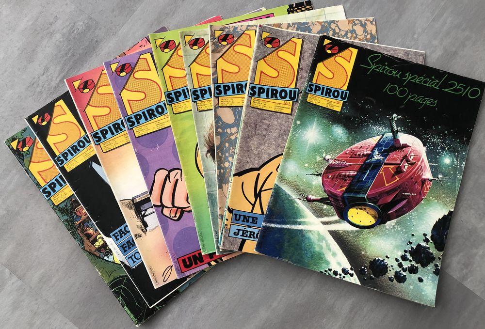 Spirou magazine collector 0 Mours-Saint-Eusèbe (26)