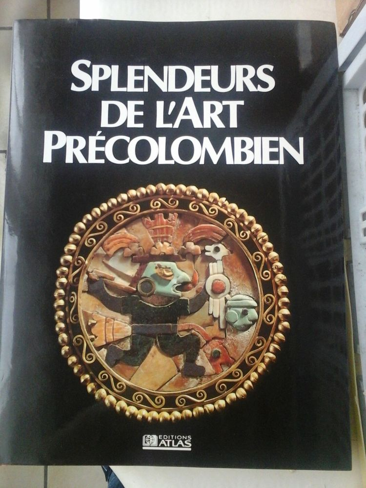Splendeurs de l'art précolombien Livres et BD