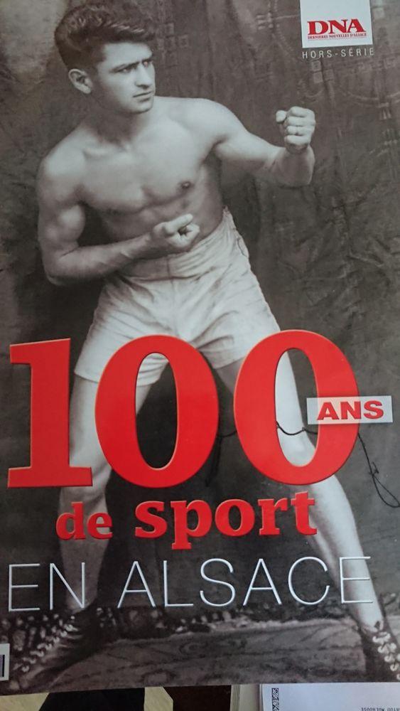 100 ans de sport en ALSACE 0 Mulhouse (68)
