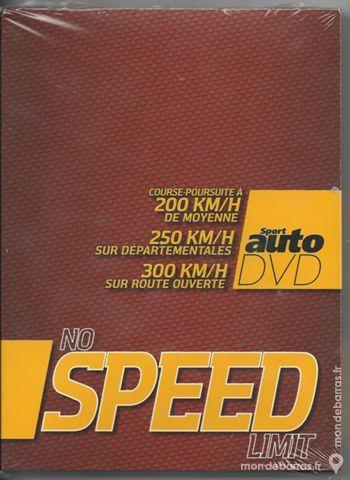 DVD SPORT AUTO NO SPEED LIMIT 8 Saint-Denis-en-Val (45)
