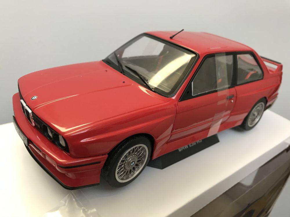 BMW E30 M3 SPORT EVOLUTION DE 1990 AU 1/18 45 Bouafle (78)