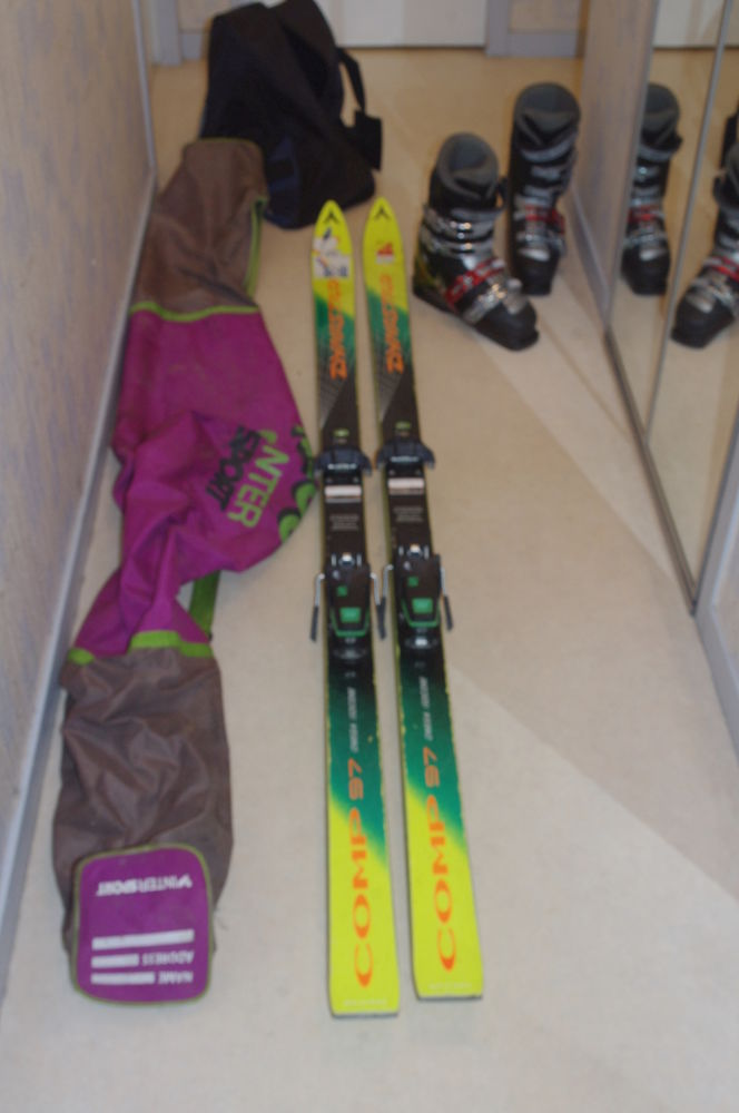Sports d'hiver skis & chaussures 120 Malo Les Bains (59)