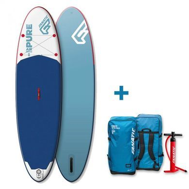 Stand Up Paddle FANATIC FLYAIR ALLROUND 500 Embrun (05)