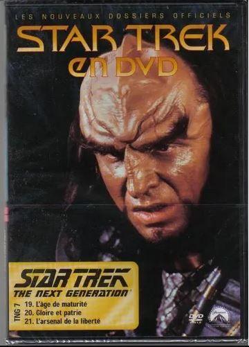 Lot de 9 DVD  Star Trek, next generation  10 Ervy-le-Châtel (10)