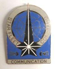 Star Trek Starfleet Command Branch Pin-Communication 25 Wattrelos (59)