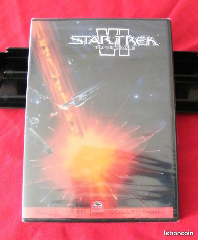 DVD   Star Trek VI - Terre inconnue/The Undiscovered Country 3 Rennes (35)