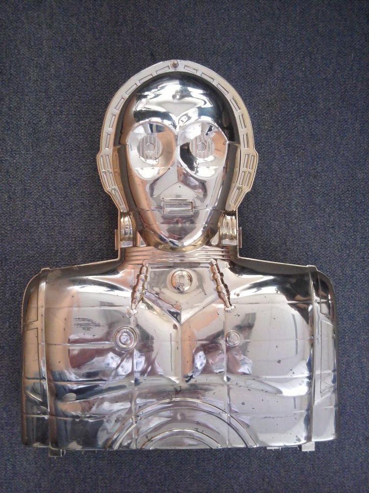STAR WARS - Buste coffret C-3PO 150 Boulogne-Billancourt (92)