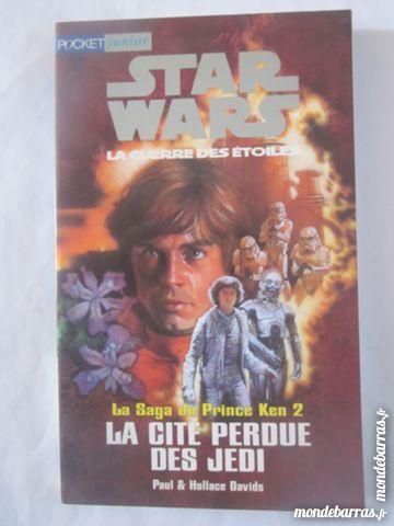 STAR WARS - LA CITE PERDUE DES JEDI 4 Brest (29)