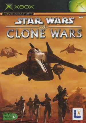 Star Wars : The Clone Wars  Xbox 20 Villeurbanne (69)