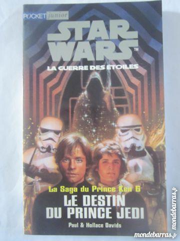STAR WARS - LE DESTIN DU PRINCE JEDI -PRINCE KEN 6 4 Brest (29)