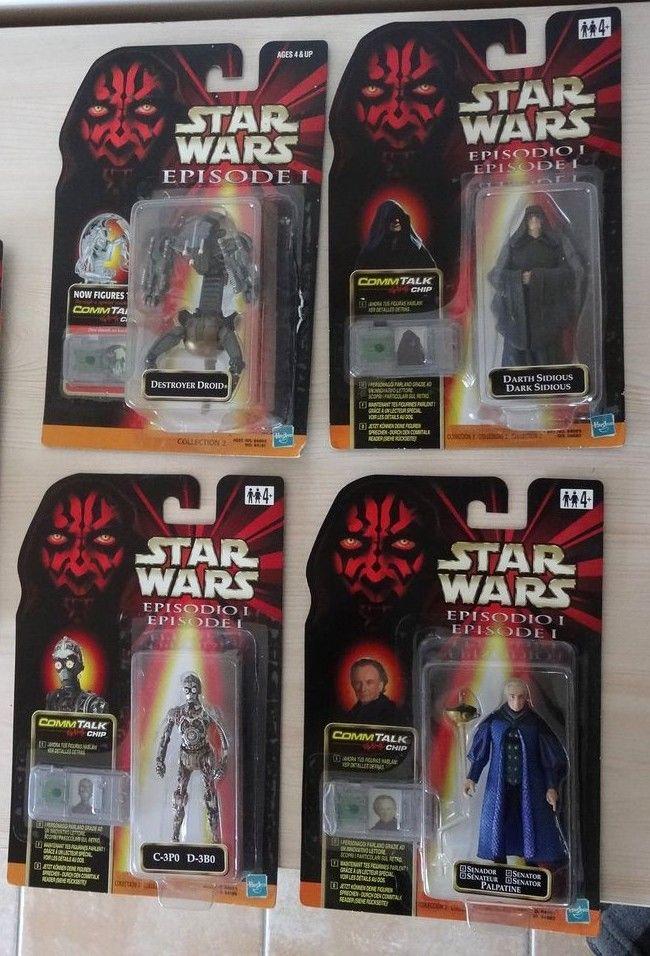 Star Wars,Episode I,Hasbro D.Droid Darth Sidious Palpatine 15 Saint-Ambroix (30)