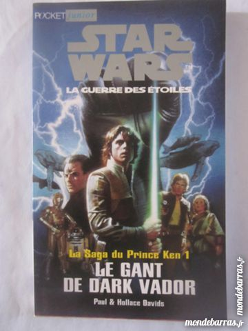 STAR WARS LE GANT DE DARK VADOR - PRINCE KEN 1 4 Brest (29)