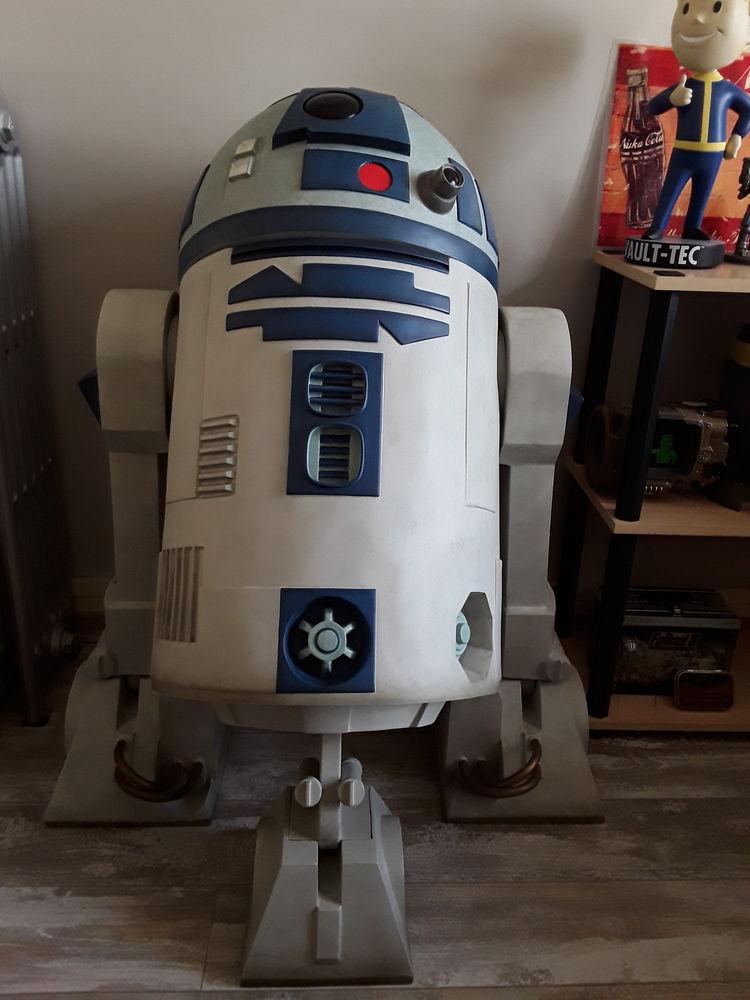Star wars R2D2 2000 Chamalières (63)