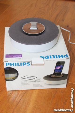 Station d'accueil Ipod Philips DS1150 45 Caen (14)