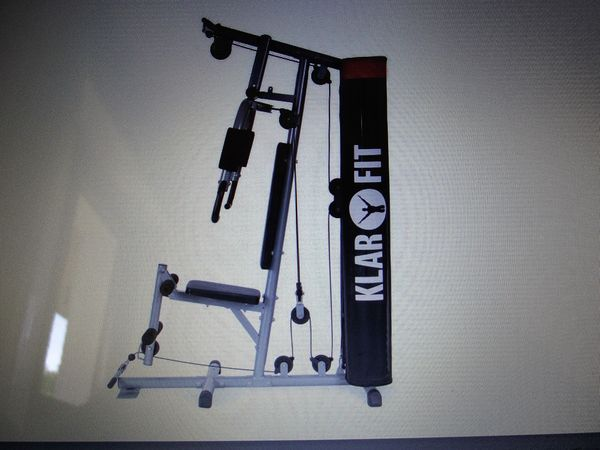 Station Fitness complète a monter 200 Taninges (74)