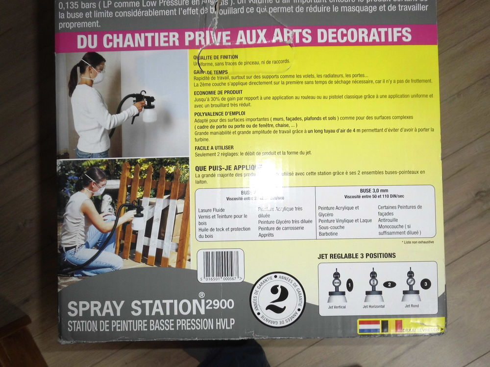 Station de peinture 40 Tilloy-lès-Mofflaines (62)