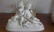 Statue ceramique signé badessy  0 Saint-Pierre-du-Mont (40)