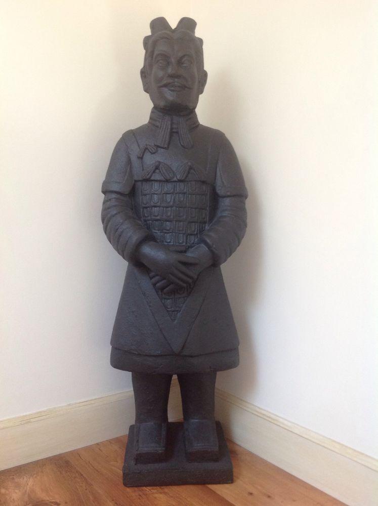 Statue Guerrier Samouraï 30 Luçon (85)