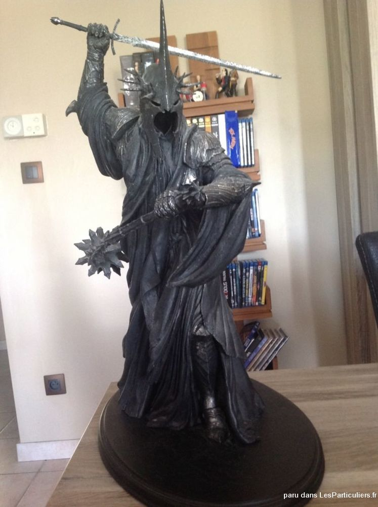 Statue Weta Sideshow Morgul Lord 330 Nilvange (57)