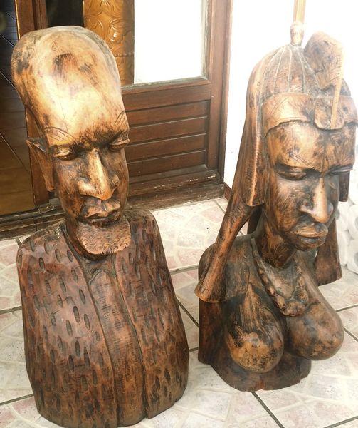 Statues africaines décoratives 60 Le Pecq (78)