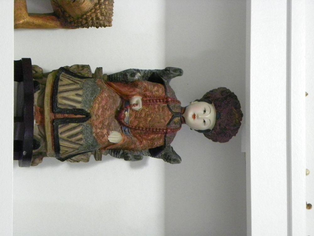 statues chinoises  30 Villeneuve-la-Garenne (92)