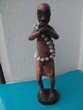 Statuette africaine en bois, Travail minutieux Montauban (82)