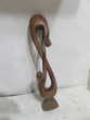 statuette en bois  Décoration