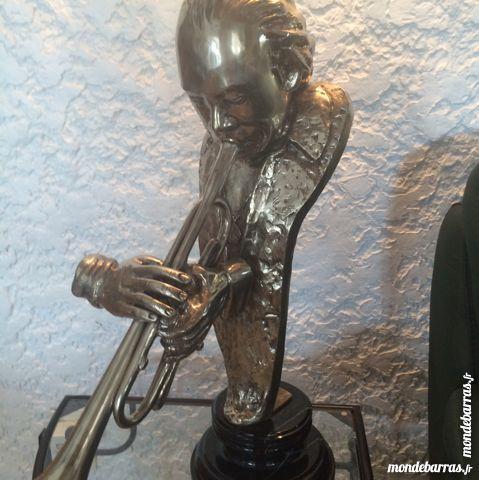 statuette en bronze argenté 2200 Bétheny (51)
