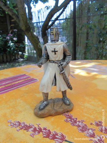 Statuette chevalier templier (deco91) 6 Sainte-Geneviève-des-Bois (91)