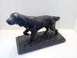 Statuette chien de chasse Meubles