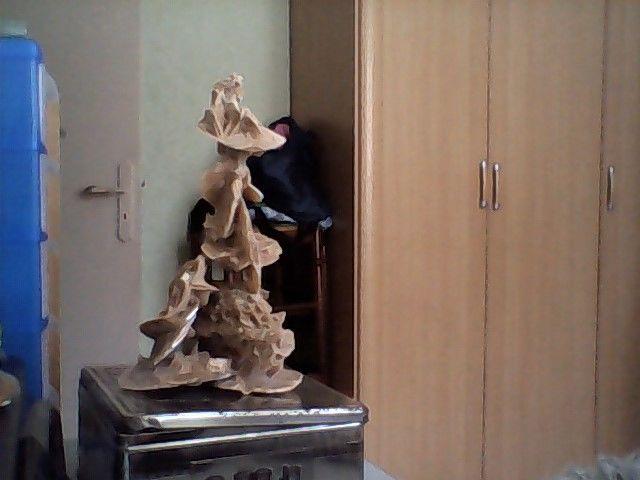 statuette fleur des sables  28 cm 8 Lomme (59)