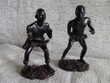 2 statuettes africaine Lyon 8 (69)