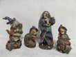 statuettes d HOALLOWEEN