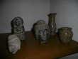 Lot de statuettes et objet en albâtre 20 Beaumes-de-Venise (84)