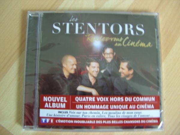 CD Les Stentors  Rendez-vous au Cinéma  (Neuf) 14 Ardoix (07)