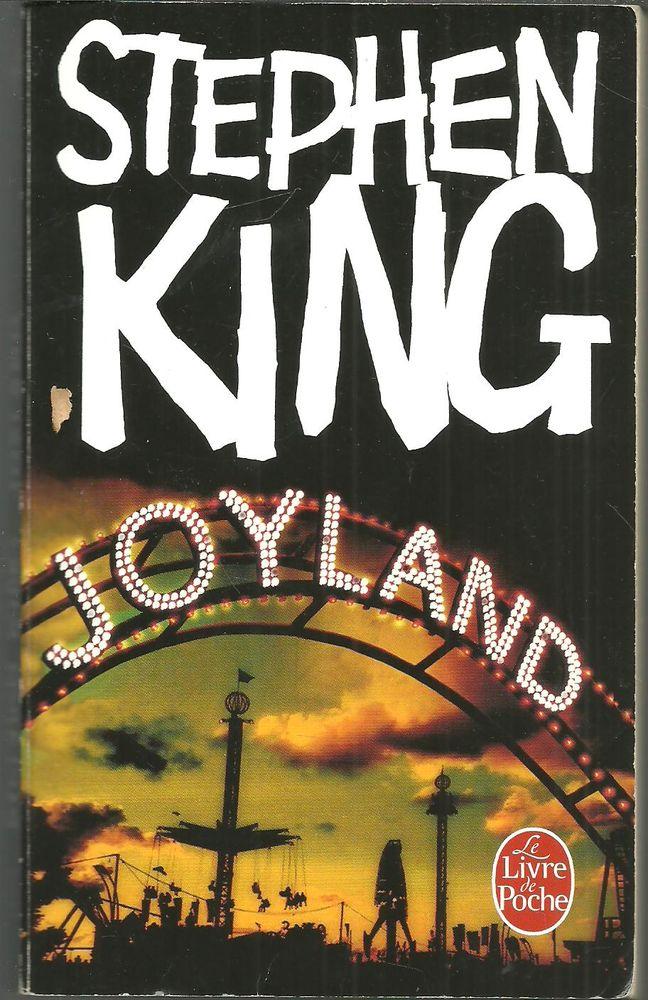 Stephen KING JOYLAND - livre de poche n° 34028 2 Montauban (82)