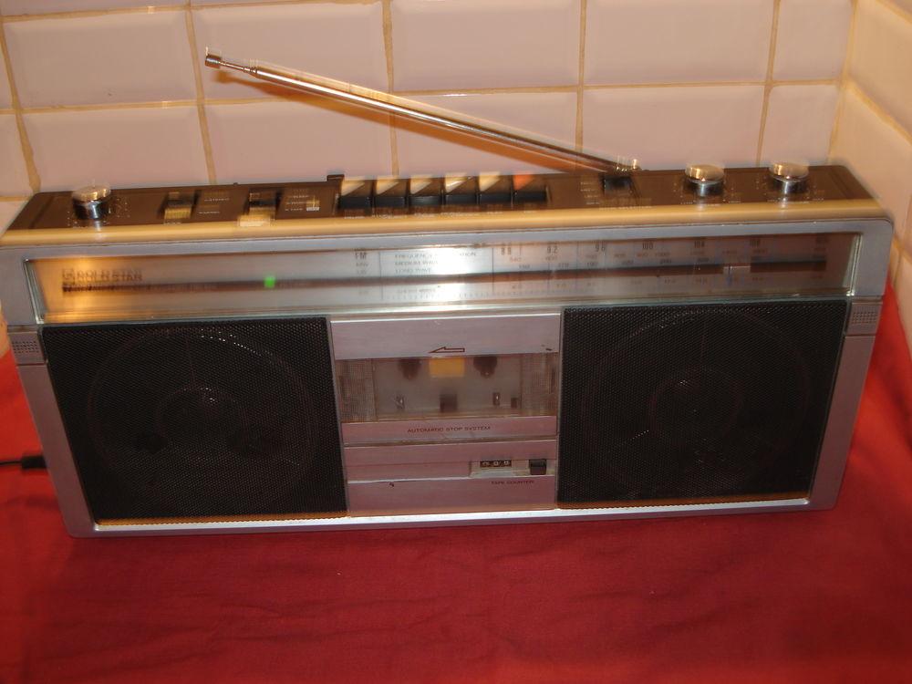 stéréo radio cassette recorder gold star TSR 670 70 Fontenay-le-Fleury (78)