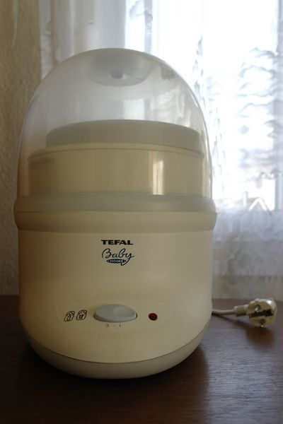 Stérilisateur électrique Tefal Baby Home 10 Saint-Martin-de-Valgalgues (30)
