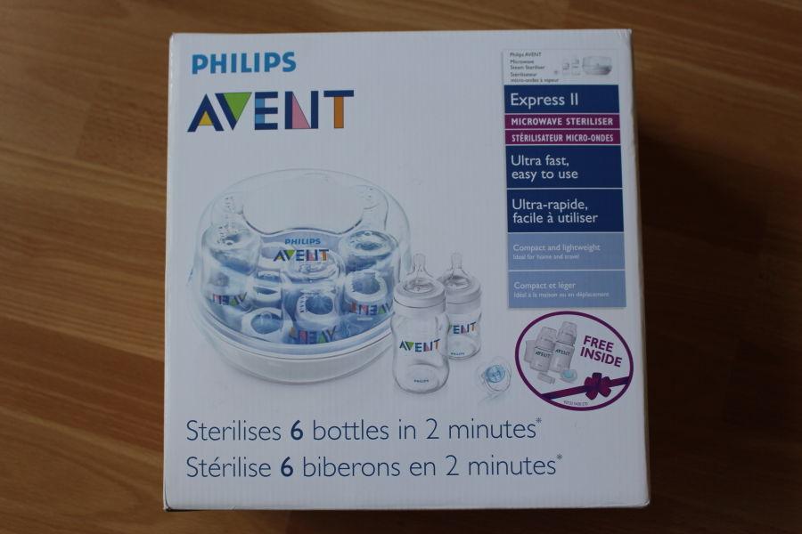 Stérilisateur Philips Avent 8 Soindres (78)