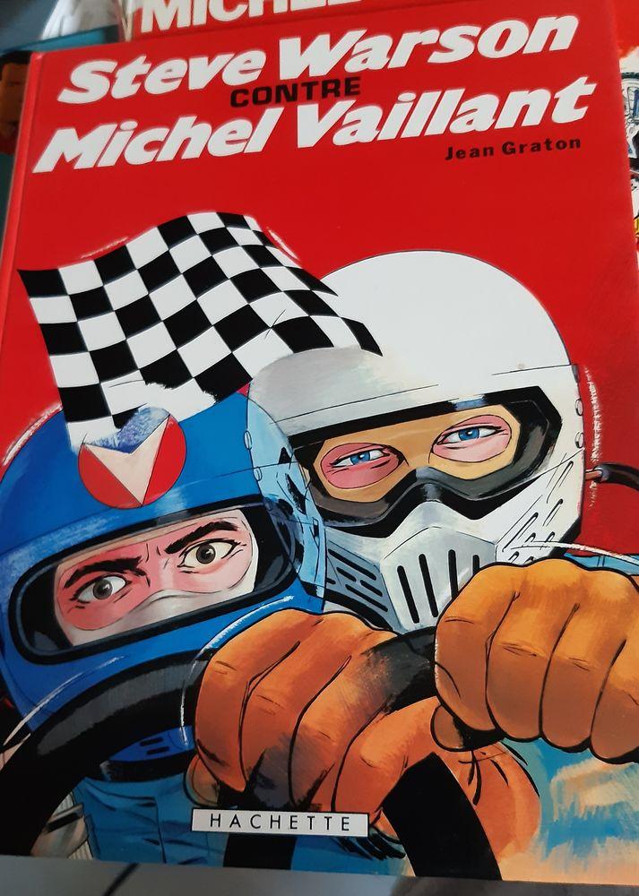 'Steve Larson contre Michel Vaillant' Jean Graton 4 Champs-sur-Marne (77)