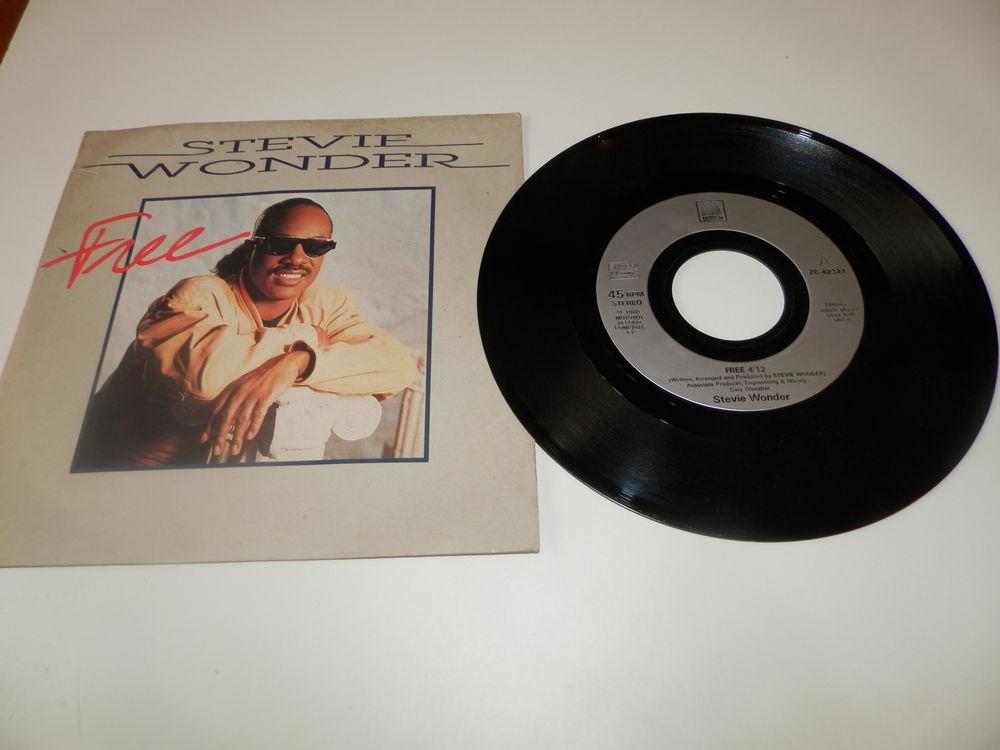 Stevie Wonder  -  Free / happy birthday 4 Paris 12 (75)