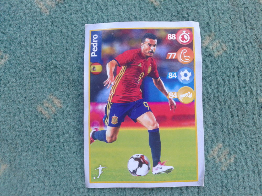 Stickers Panini Family Football Superstar 1 Arques (62)