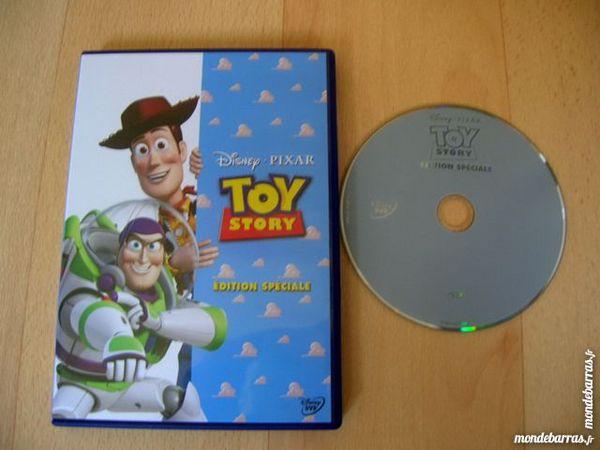 DVD TOY STORY Edition spéciale WALT DISNEY DVD et blu-ray