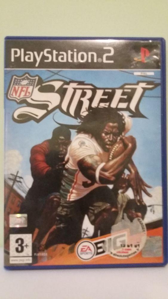 Jeu PS2 : NFL Street 25 Limoges (87)