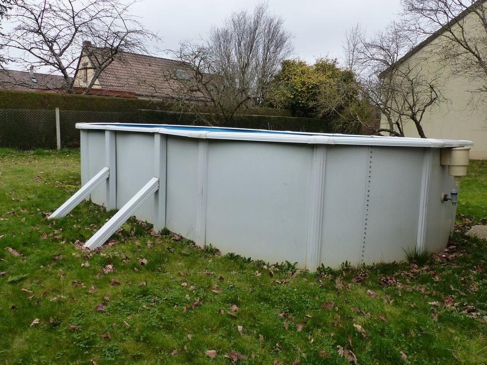 Achetez structure de piscine occasion annonce vente for Structure piscine